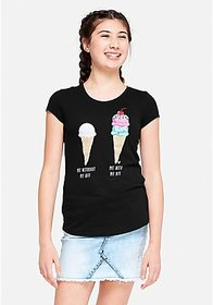 BFF Ice Cream Graphic Tee