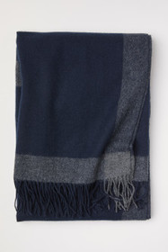 CLASSIC COLLECTION Wool Throw