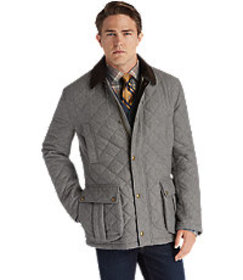 1905 Collection Traditional Fit Herringbone Quilte
