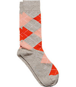 Jos. A. Bank Argyle Socks, One-Pair CLEARANCE