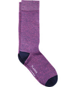 Jos. A. Bank Heathered Dress Socks, 1-Pair CLEARAN