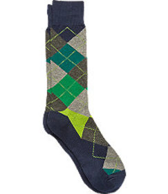 Jos.A.Bank Patterned Dress Socks, 1-Pair CLEARANCE