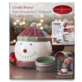 Frosty The Snowman Fan Fragrance Warmer