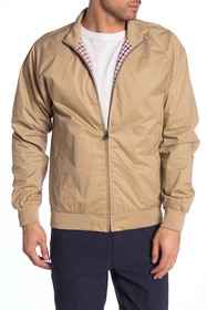 Ben Sherman Updated Harrington Jacket