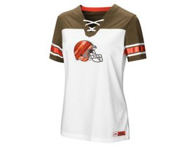 Cleveland Browns Majestic 2018 NFL Women's Draft M