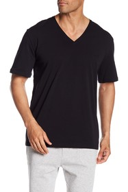BOSS V-Neck Short Sleeve Tee