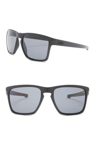 Oakley Silver XL 57mm Sunglasses