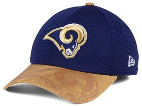 Los Angeles Rams New Era 2016 Official NFL Sidelin