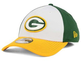 Green Bay Packers New Era NFL Chase White Front Me