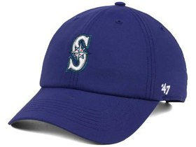 Seattle Mariners '47 MLB Repetition CLEAN UP Cap