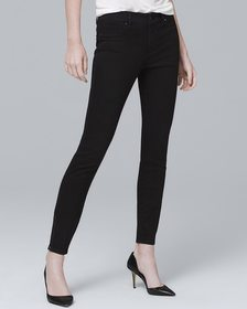 Mid-Rise Crop Jeggings