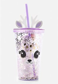 Deer Bath Bomb & Shaky Tumbler Set