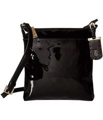 Tommy Hilfiger Julia Patent North/South Crossbody