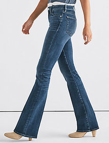 Ava Mid Rise Boot Jean