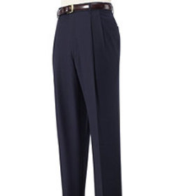 Classic Collection Traditional Fit Pleated Front D