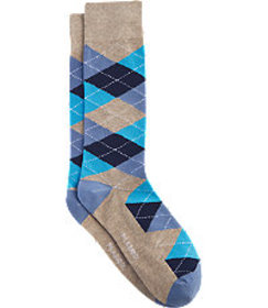Jos. A. Bank Argyle Socks, 1-Pair CLEARANCE
