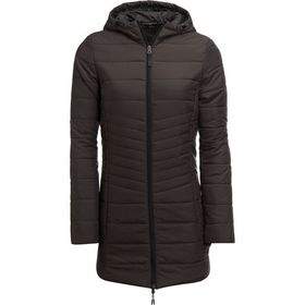 Stoic Hooded Lightweight Insulated Parka - Women's