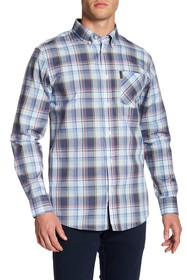 Ben Sherman Summer Plaid Regular Fit Shirt