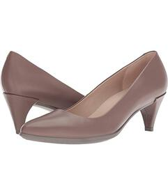 ECCO Deep Taupe Calf Leather