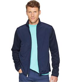 Perry Ellis The Essential Full Zip Stretch Fleece