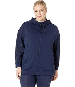 Nike Therma All Time Full Zip Hoodie (Sizes 1X-3X)