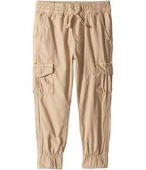 7 For All Mankind Cargo Canvas Jogger Pants (Littl
