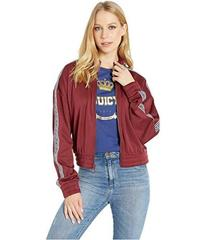Juicy Couture Tricot Logo Stripe Jacket