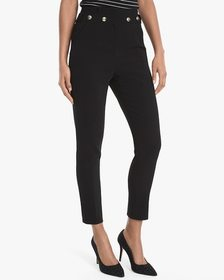 Tapered Slim Ankle Pants