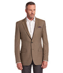 Reserve Collection Regal Fit Check Sportcoat CLEAR