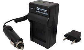 Vidpro AC/DC Rapid 4.2 Volt Battery Charger for Ca