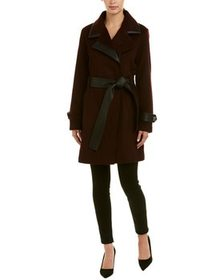 Badgley Mischka Badgley Mischka Wool-Blend Coat~14