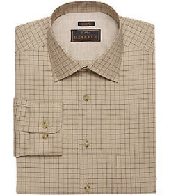 Reserve Collection Tailored Fit Spread Collar Tatt