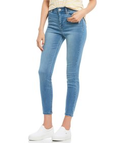 Celebrity Pink High Rise Lyocell Skinny Jeans