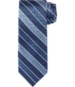 Reserve Collection Herringbone Stripe Tie CLEARANC