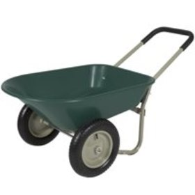 Best Choice Products Dual-Wheel Home Utility Yard