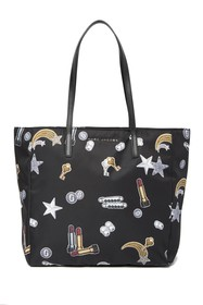 Marc Jacobs Tossed Charms Tote Bag