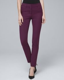 Modern-Fit Comfort Stretch Slim Ankle Pants