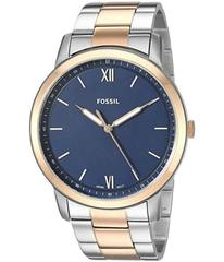 Fossil Rose Gold/Silver
