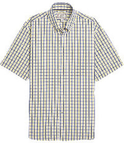 1905 Collection Traditional Fit Seersucker Check S