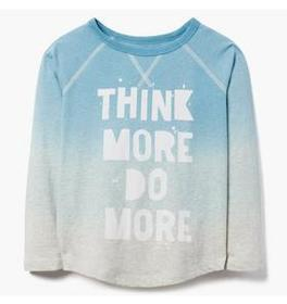 Think More Do More Tee