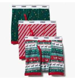 Holiday Briefs 3-Pack
