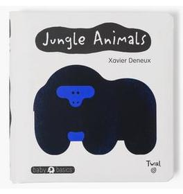 BabyBasics Book: Jungle Animals