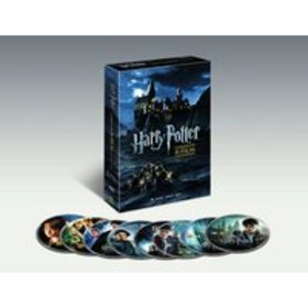 Harry Potter Complete 8-Film Collection (DVD)