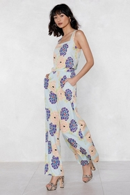 The Flower of Love Floral Pants
