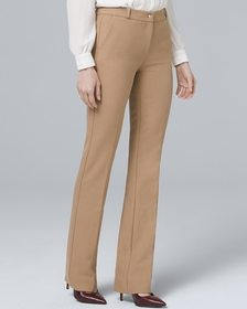Luxe Suiting Bootcut Pants
