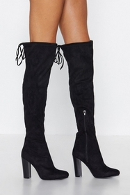 Over It Over-the-Knee Boot