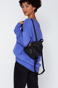 WANT All the Small Things Glitter Backpack