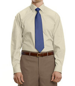 Traveler Collection Traditional Fit Spread Collar