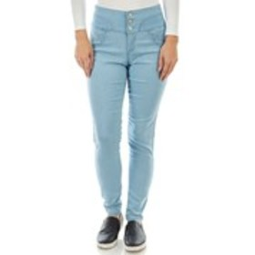ALMOST FAMOUS Juniors Butt Lifting Skinny Jeans