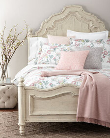 SFERRA Full/Queen Crysta 3-Piece Coverlet Set